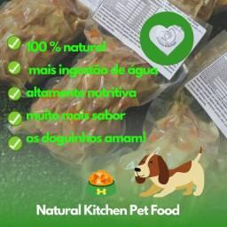 Alimentação Natural para Cães