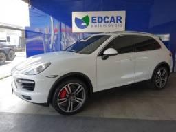 Porsche Cayenne - 2012/2013 4.8 4X4 V8 32V Turbo Gasolina 4P Tiptronic