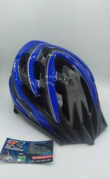 Capacetes ciclismo 3 cores disponíveis