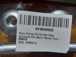 Peso tampa do guidão Oxxy universal (par)