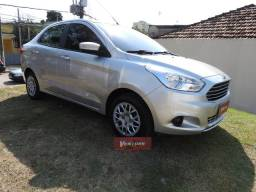 Ford KA sedan 2018 com gnv estado de Zero