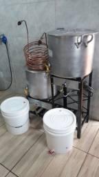 Equipamento para cerveja artesanal