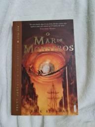 Livro: Percy Jackson e o mar de monstros
