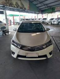 (luiz) Toyota Corolla 2.0 16v xei Flex ano 2017