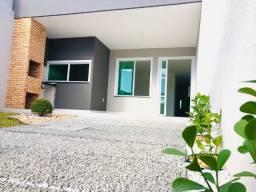 WS casa nova com 3 quartos e 2 banheiros com arquitetura atual com fino acabamento