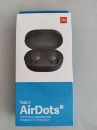 """Maravilhoso// Redmi Air Dots """"S"""" Gamer da Xiaomi // Lacrado // Garantia e entrega"""