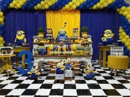 Vendo decoração de festas....zap *