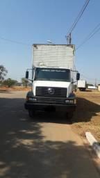 Caminhão MB L 1218 Truck Bau 1993
