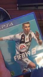 FIFA 19 lacrado