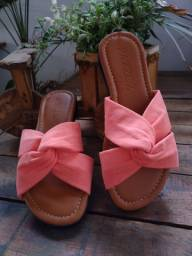 Sandálias lindas com precinho maravilhosos
