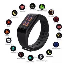 Relógio Inteligente smartwatch notificações com Nota fiscal