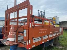 Carroceria de ferro para caminhão 3/4 - 5m