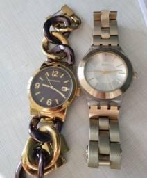 Relógios Euro e Technos