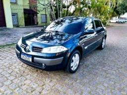 Título do anúncio: Renault/Megane Sedan Dynamique 1.6 16v Hi-Flex