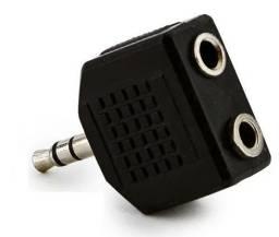 Plug Mono Stereo Diversos P2 P10 RCA