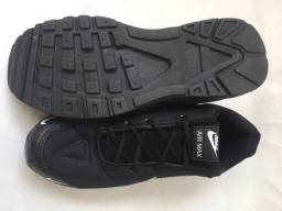 Tênis masculino Nike airmax 90 preto