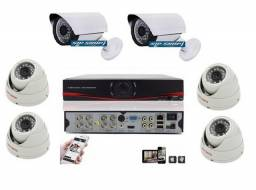 Técnico Câmeras de Segurança, Manutenção, Instalação, acesso remoto, cftv wifi, BH