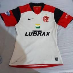 Camisa Flamengo reserva 2008 oficial