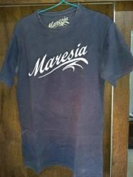 Camiseta de grife - Maresia - tamanho M