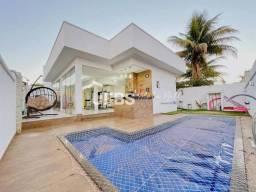 Título do anúncio: Excelente casa térrea, com amplo lazer, 3 suítes, lazer e excelente acabamento