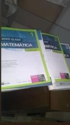 Título do anúncio: Livro de matemática
