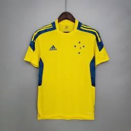 Camisa de treino do Cruzeiro