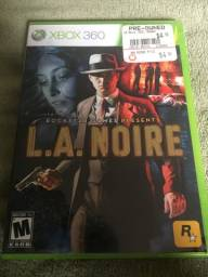Título do anúncio: L.A Noire Original para xbox 360