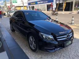 Título do anúncio: Mercedes-Benz C-180 1.6 Turbo 16V/Flex 16V Aut.