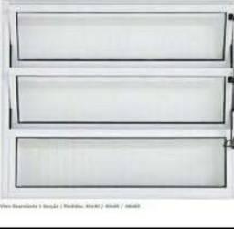Vitro Alumínio Branco 60x60