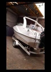Título do anúncio: Intruder boat sport