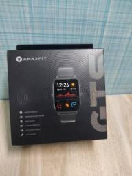 Smartwatch Amazfit GTS + Película Protetora