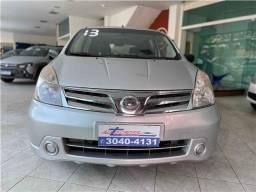 Nissan Livina 2013 1.6 s 16v flex 4p manual