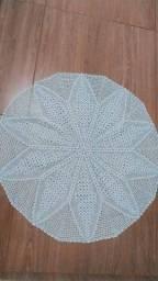 Toalha de mesa feito a mão