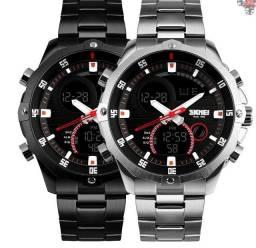 PROMOÇÃO Relógio Skmei Luxo