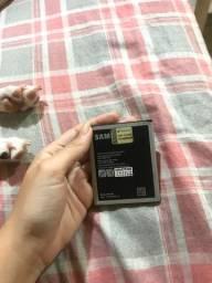 bateria nova, comprada e nunca usada, samsung J7