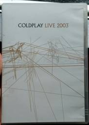 DVD COLDPLAY 2003 LIVE