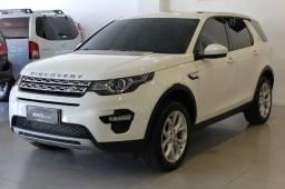 Título do anúncio: Land Rover Discovery Sport HSE 2.0 Si4 Único Dono + Rev. CCS