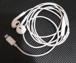 Fone de ouvido iphone original usado