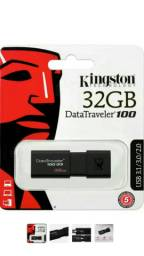 2 PEN DRIVE 32GB KINGSTON/KINGSTIK/ GARANTIA