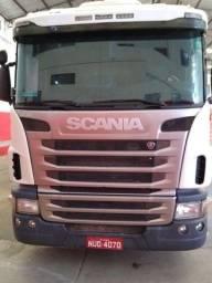 Título do anúncio: Scania g420 10/10 6x4