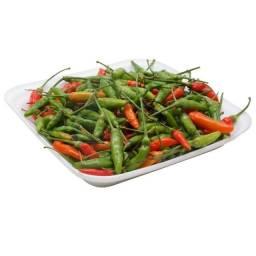 Pimenta malagueta em bandeja, ou na conserva