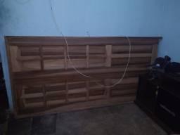 Porta de madeira de 90