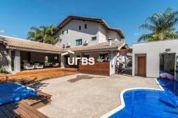 Título do anúncio: Casa de condomínio para venda com 487 metros quadrados com 4 quartos