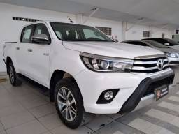 Título do anúncio: Toyota Hilux Cabine Dupla Diesel SRX 2.8L Turbo (Aut)
