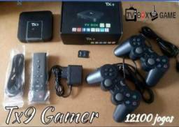 Tx9 Retrô Game 12.100 jogos