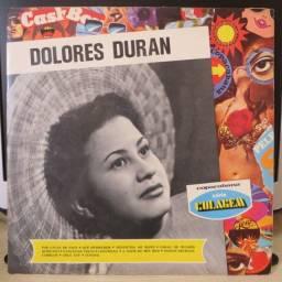Lp Disco de Vinil Dolores Duran - Série Colagem