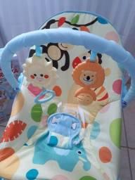 Cadeirinha de Bebê de Balanço