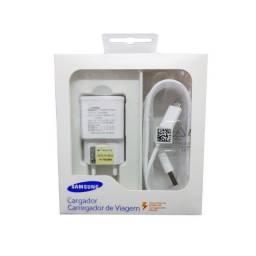 Carregador Turbo Samsung Compativel C/ A10 J2 Core J5 J6 J7 e Outros