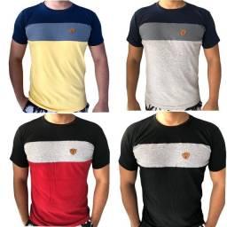Kit 03 camisas