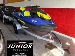 (Junior Veiculos) Jet ski seadoo 170 wake ano:2021